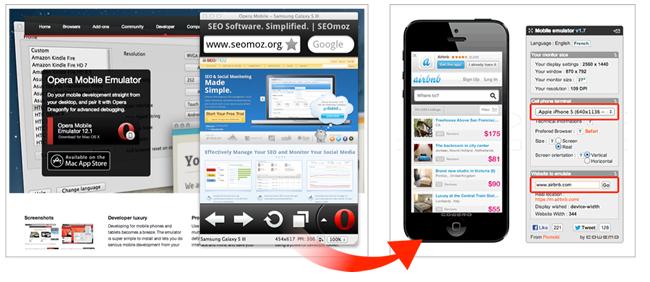 Mobile Emulators