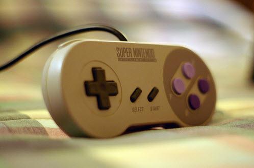 Super NES Controller
