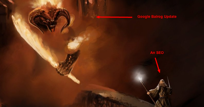Google Balrog Update