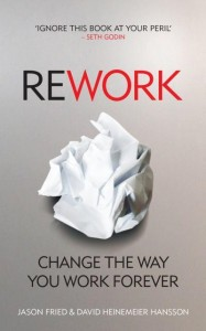ReWork Book Front Cover