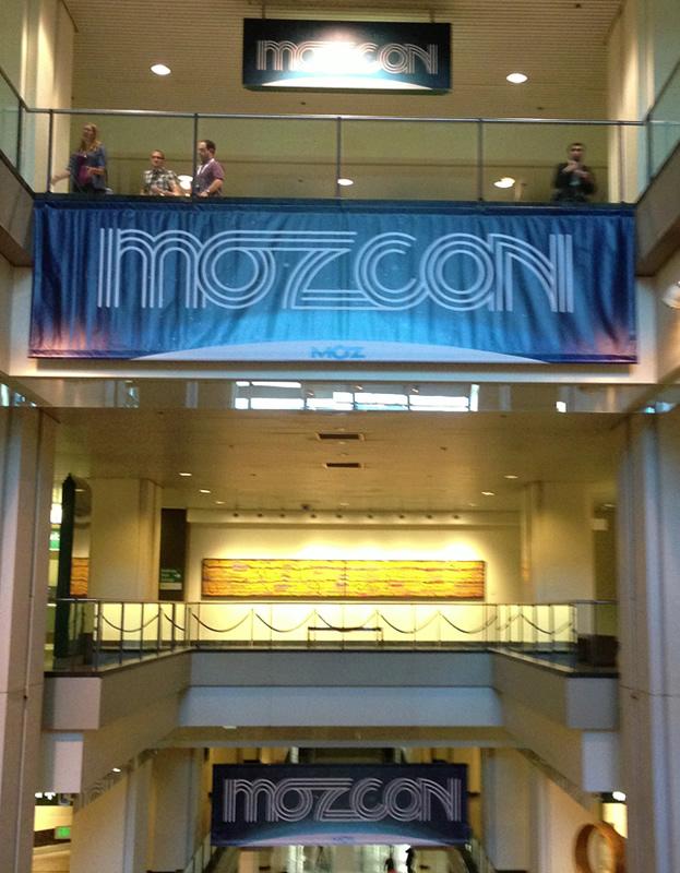 MozCon Conference Venue