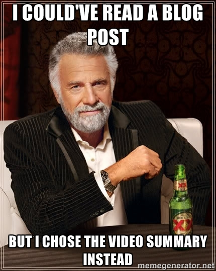 Video SEO Meme