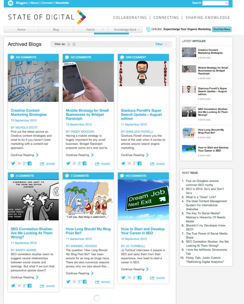 Blog   State of Digital