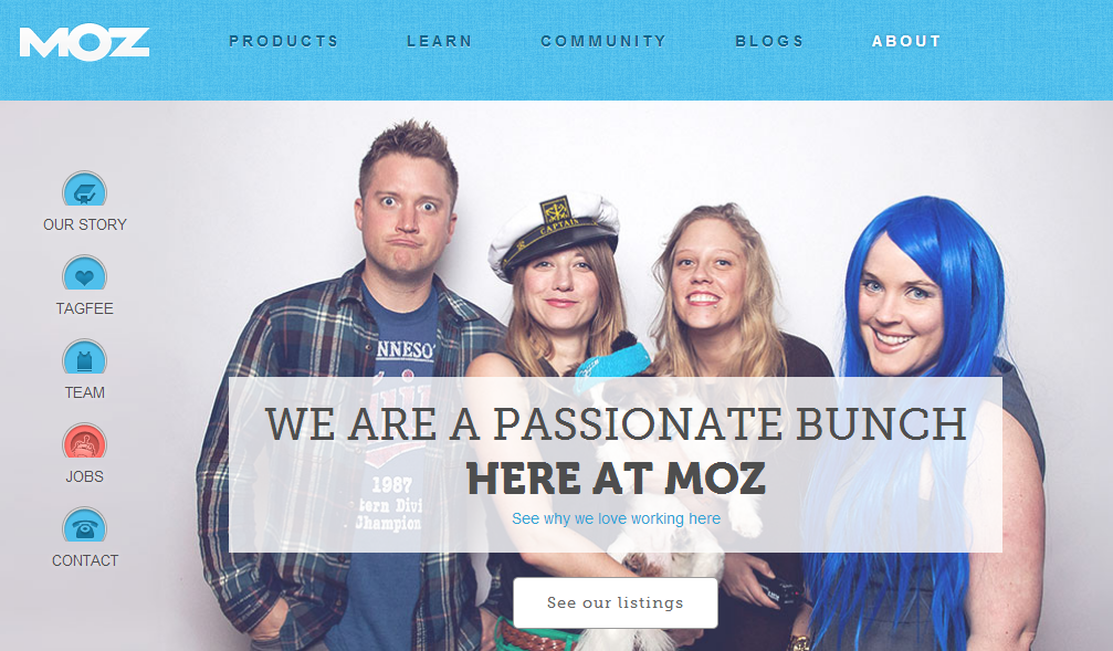 Moz Jobs   Discover Your Next Career   Moz