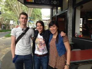 Stuart, Jo and Annabel