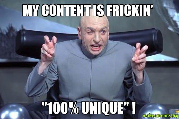 100 Frickin Unique
