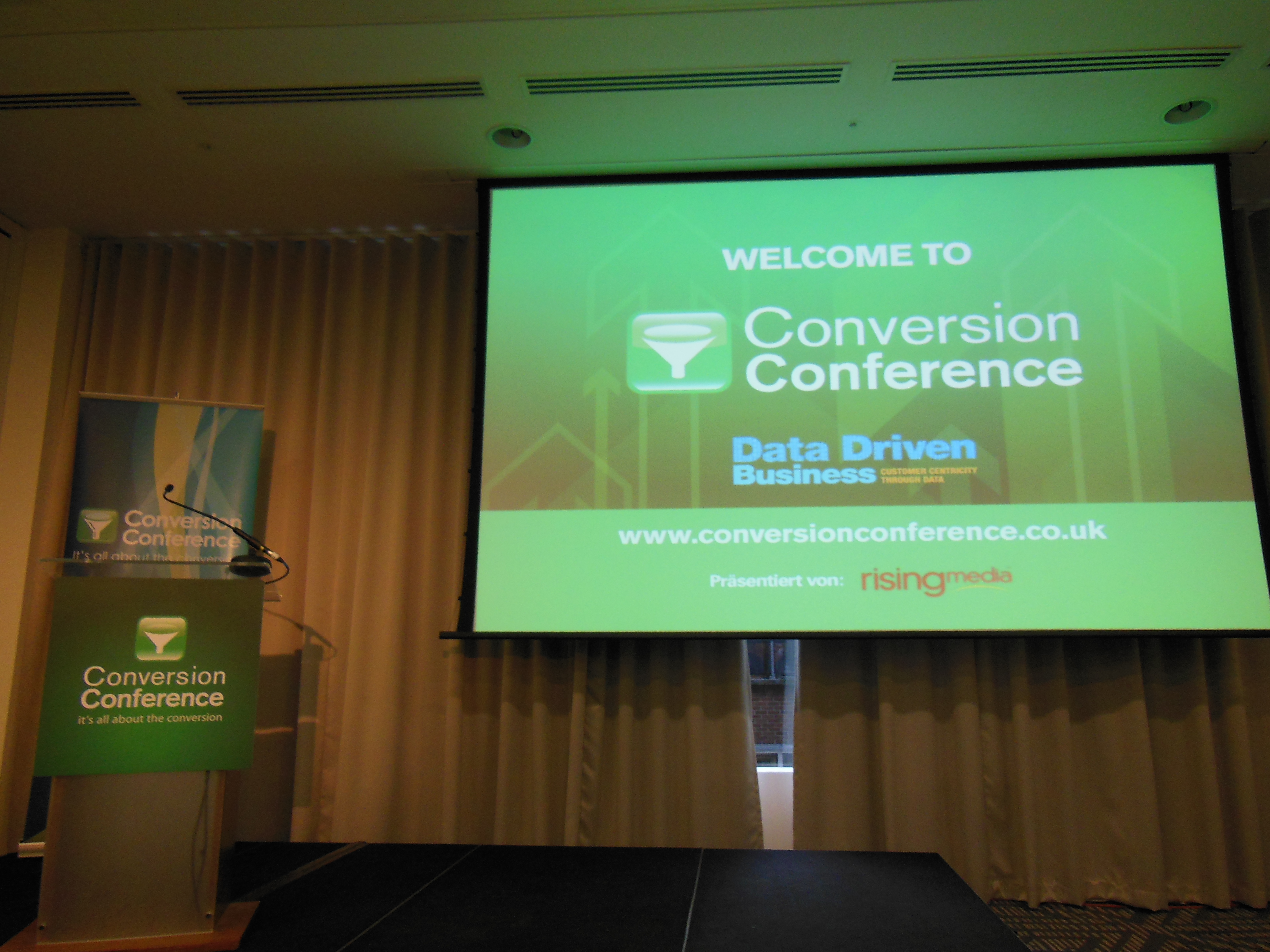 Conversion Conference