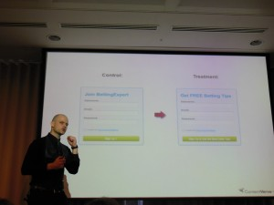 Optimising Forms - Conversion Conference