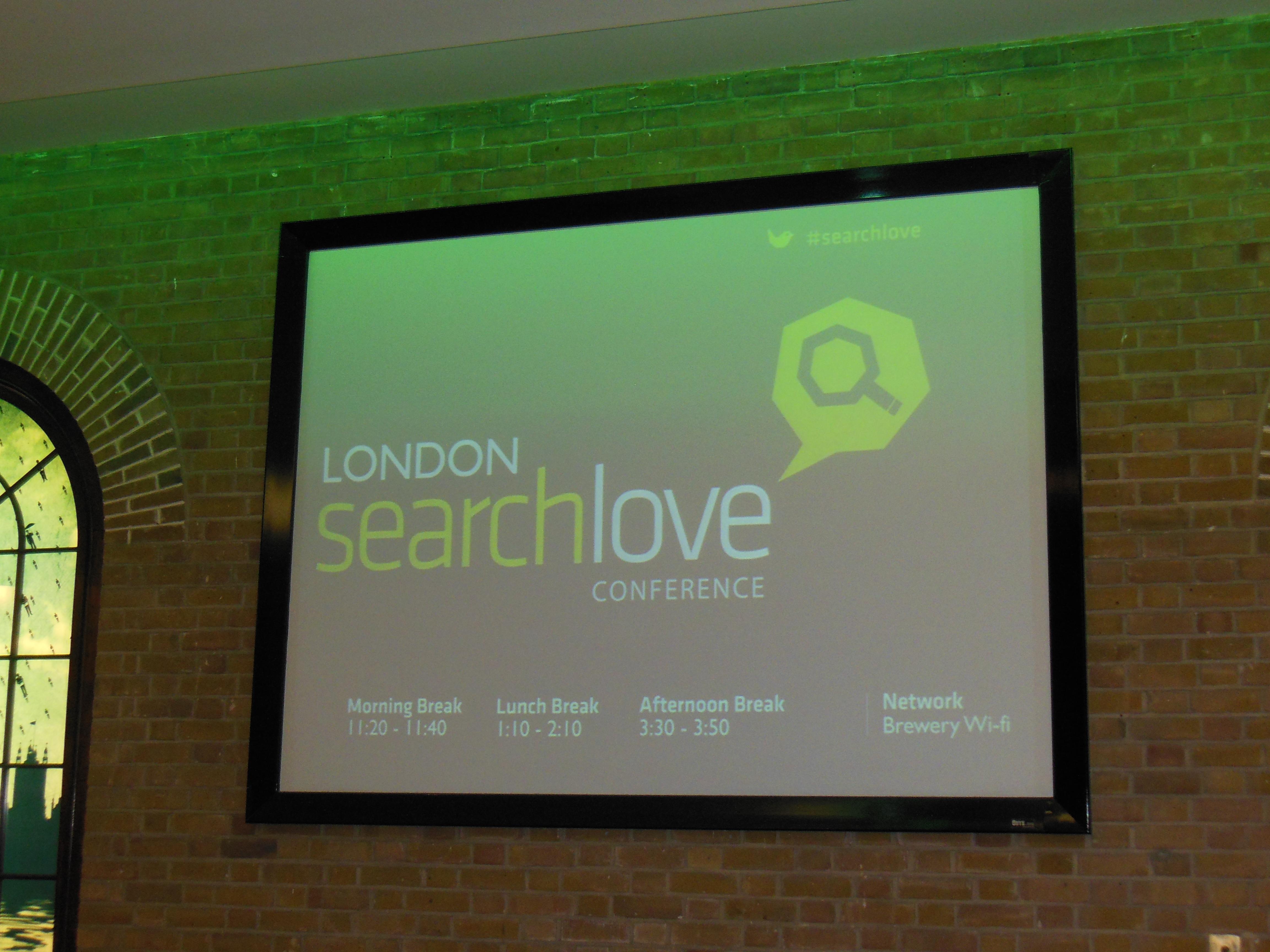 London Search Love