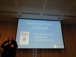 Get people to do stuff - Keynote - Conversion Conference