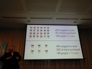 Jam size - Keynote - Conversion Conference