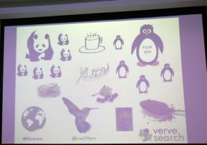 Penguins and Pandas