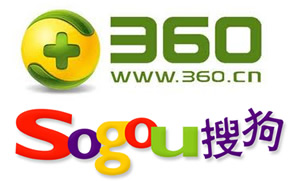 Qihoo 360 and Sogou