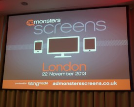 Ad Monsters Screens