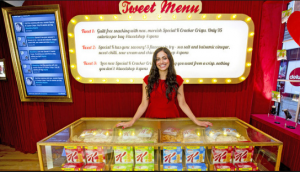 Kelloggs tweeet menu
