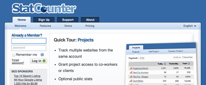 analytics-screenshot-statcounter
