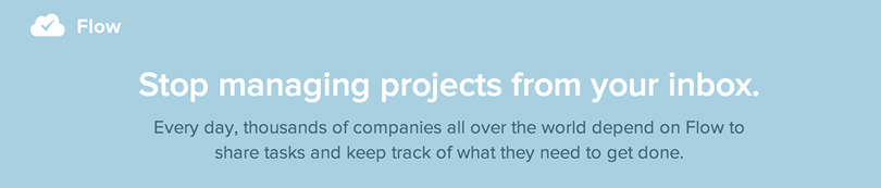 Flow - Project Management Tool