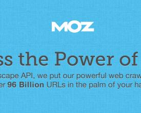 Moz API
