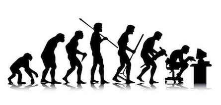 Human ñ business evolution