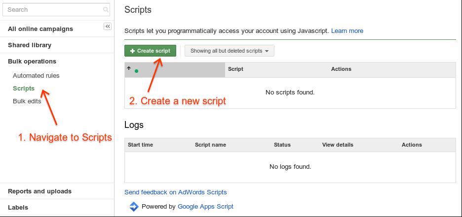 create-new-script