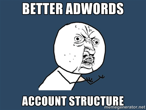 better-adwords-account-structure