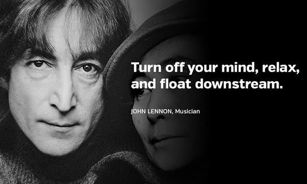 John Lennon Quote
