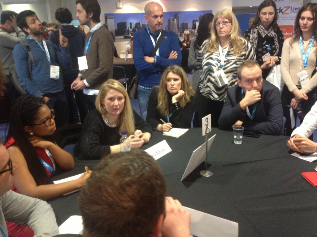 SES London Roundtable - Q&A