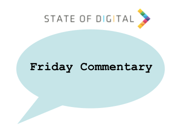 Read the Friday Commentary!