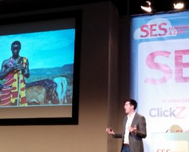 Google-Keynote SES London