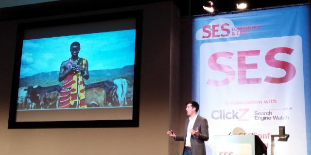 Google-Keynote SES London