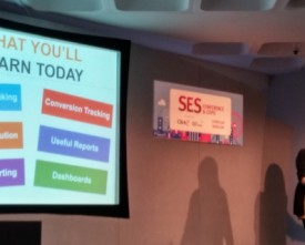 Paid Search Analytics SES London