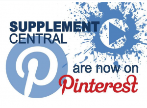 supplement central on Pinterest