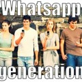 whatsapp generation