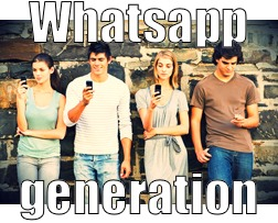 whatsapp generation