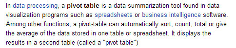 what-is-a-pivot-table