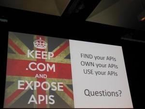 APIs Conclusion