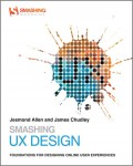 Smashing UX Design book