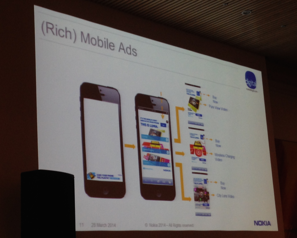 Rich Mobile Ads