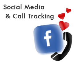 Facebook and Call Tracking sitting in a tree..