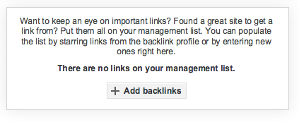 webmeup backlink management