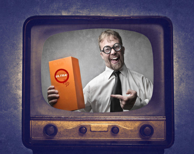 The Lunacy of Search Term CTAs in TV Ads - State of Digital