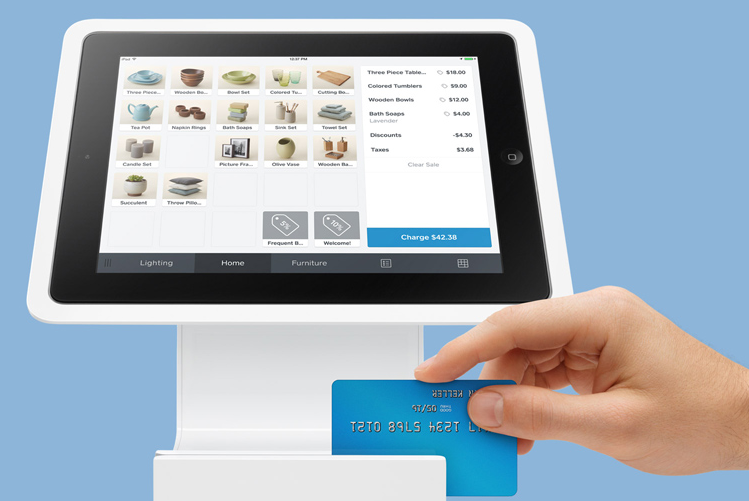 square in-store payment