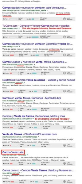 venta de carros   Buscar con Google