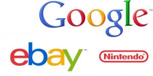 Google eBay Nintendo