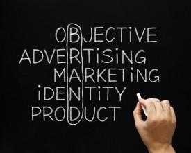 Brand Concept Blackboard