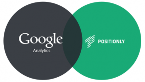 Positionly Google Analytics Logo