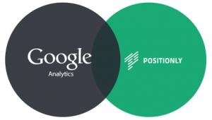 Positionly Google Analytics Logo
