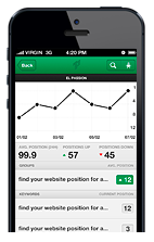 Positionly Mobile App
