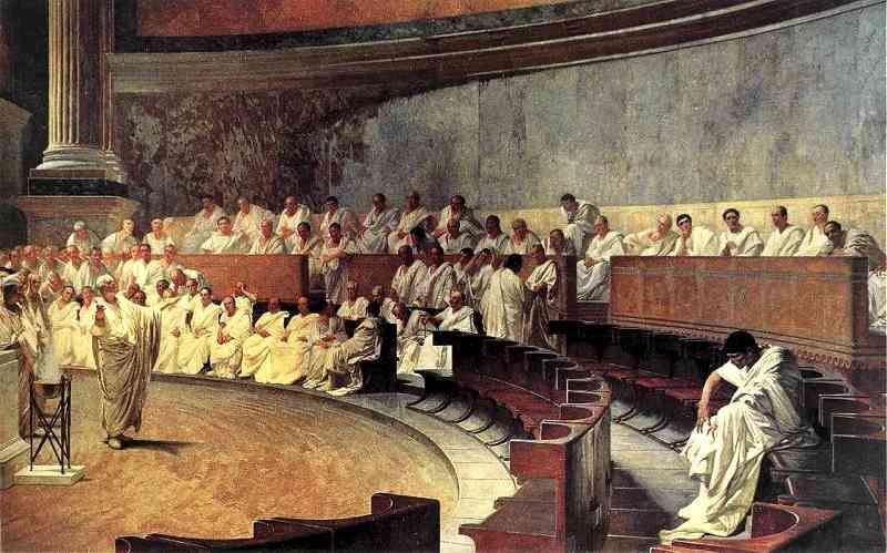 Cicero Catalina - Rhetoric
