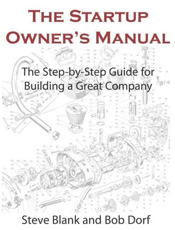 Startup Owners Manual Cover